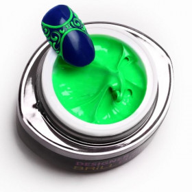 Designer Gel Neon Green