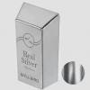 Metallic Real Silver