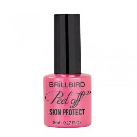 Preparat do ochrony skóry - Peel of skin protect