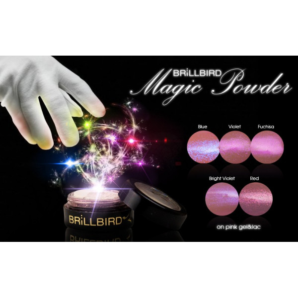 Magic Powder Bright Violet